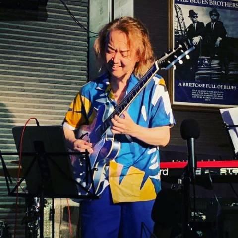 竹中俊二ギター演奏スケジュール2021.9月更新。
